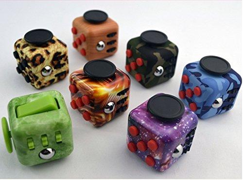 Fidget Cube de concentration coupe faim stop cigarette